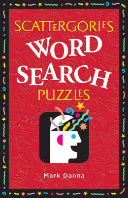 Scattergories Word Search Puzzles by Mark Danna