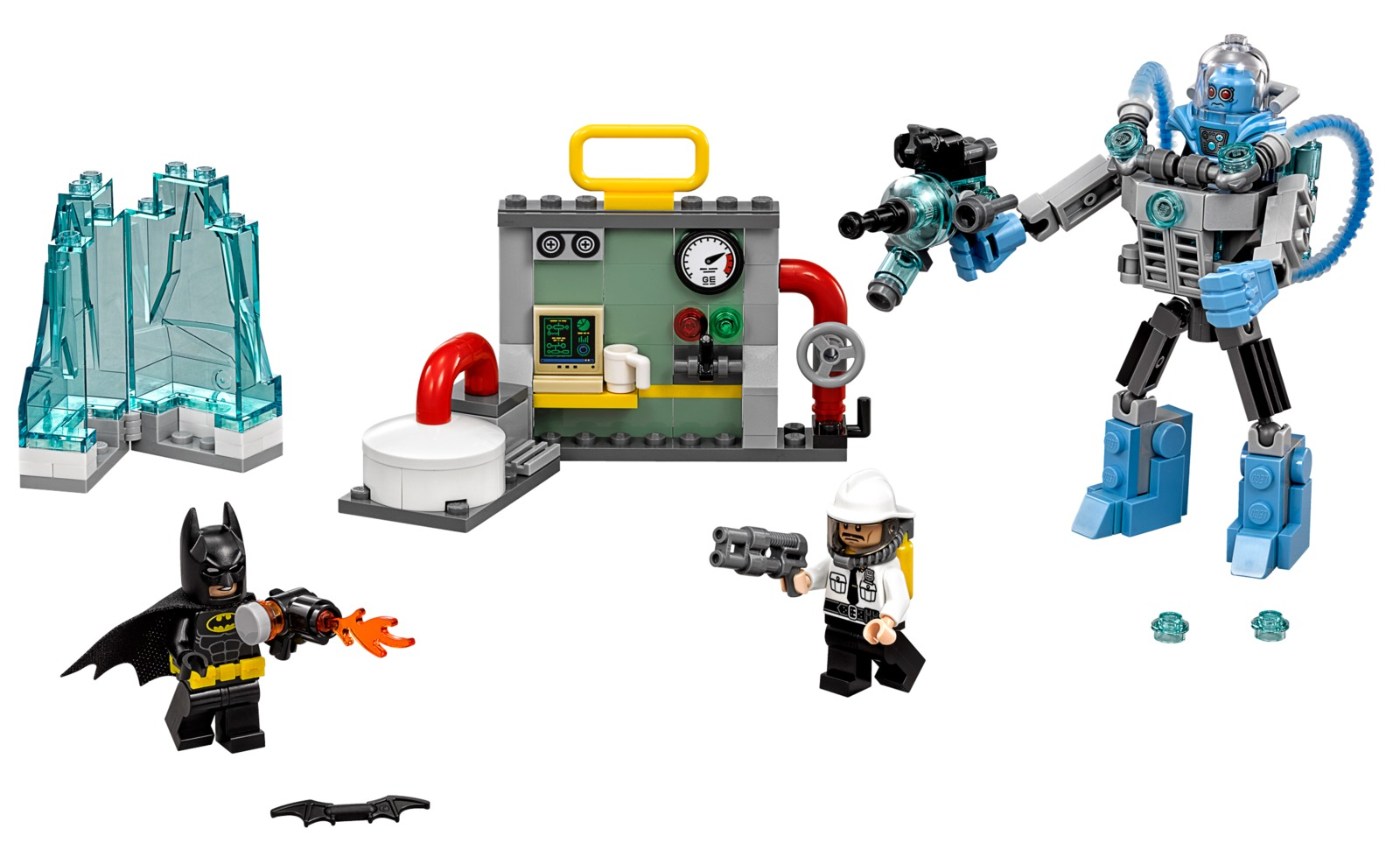 LEGO Batman Movie - Mr. Freeze Ice Attack (70901) image