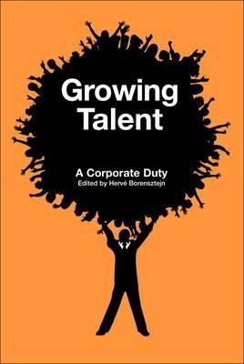 Growing Talent by Herve Borensztejn