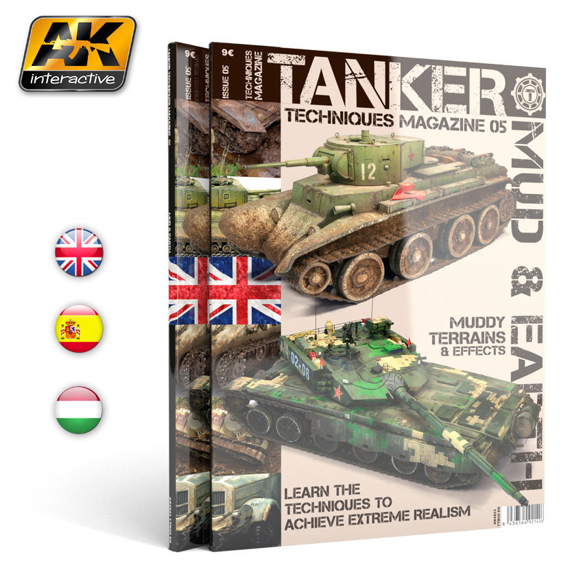 Tanker Issue 5: Mud & Earth image