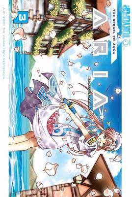 Aria: v. 3 by Kozue Amano