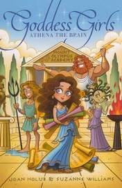 Athena the Brain by Joan Holub