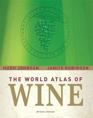 The World Atlas of Wine, 6th Edition by Hugh Johnson image