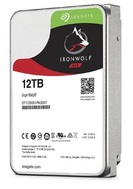 "12TB Seagate: IronWolf [3.5"", 6Gb/s SATA, 7200RPM] - Internal NAS Hard Drive image"