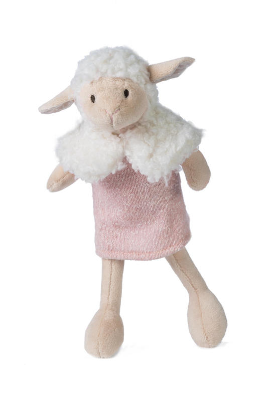 "Ragtales: Phyliss The Lamb - 7"" Ragtag Plush"