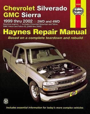 Chevrolet Silverado Pick Up by Haynes Publishing image