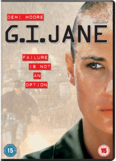 Gi Jane DVD on DVD