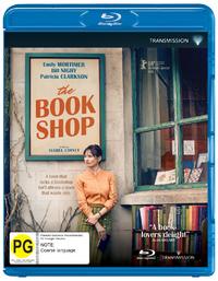 The Bookshop on Blu-ray