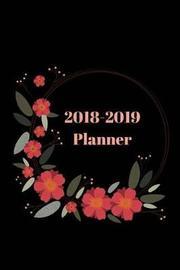 2018-2019 Planner by R. Jain