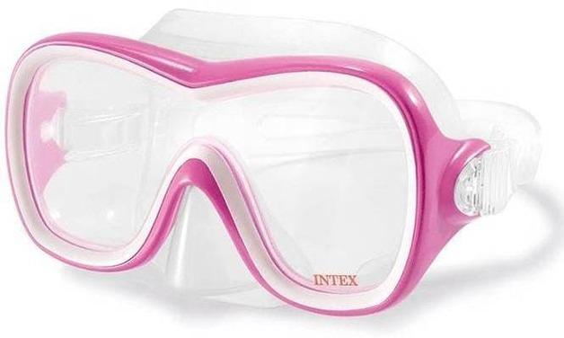 Intex: Wave rider Mask - Pink