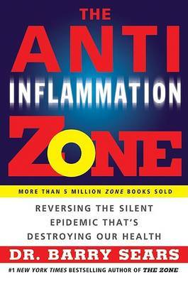 Anti Inflammation Diet by Barry Dr Sears image