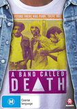 A Band Called Death DVD
