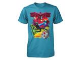 Minecraft SamCube Battle Youth T-Shirt (XS)
