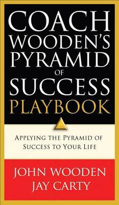 Coach Woodens Pyramid Of Success Playbook John Wooden Book In