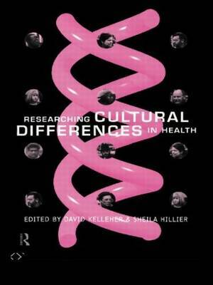 Researching Cultural Differences in Health image