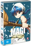 Magi: The Kingdom Of Magic S2 (Part 1) on DVD
