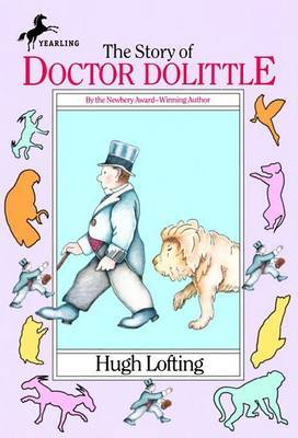 The Story of Doctor Dolittle by Hugh Lofting image