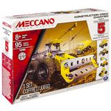 Meccano: 5 Model Starter Set - Construction Front Loader