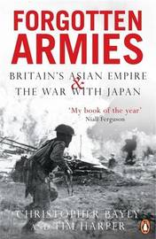 Forgotten Armies by Christopher Bayly image