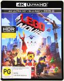 The Lego Movie (4K UHD Blu-ray + Blu-ray) DVD