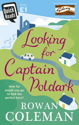 Looking for Captain Poldark by Rowan Coleman image