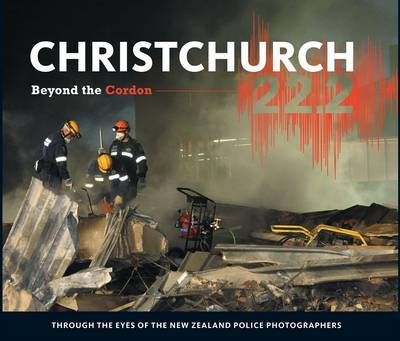 Christchurch 22.2: Beyond the Cordon by New Zealand Police image