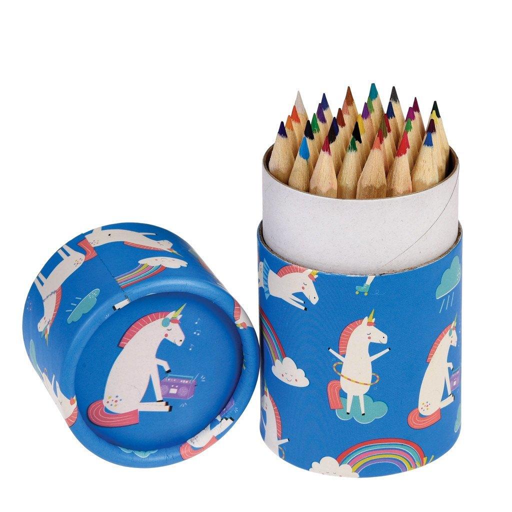 Magical Unicorn Colouring Pencils (Set of 36) image