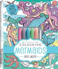Kaleidoscope: Colouring Kits - Mermaids and More image