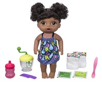 Baby Alive: Sweet Spoonfuls Baby Girl Doll (Dark Hair)