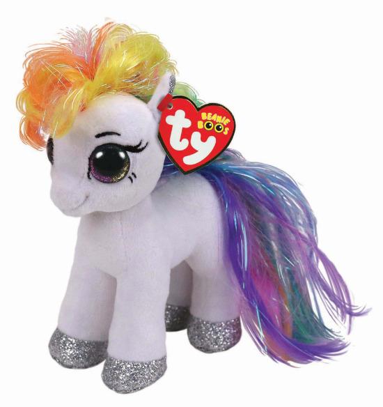 Ty Beanie Boo: Star Pony - Small Plush