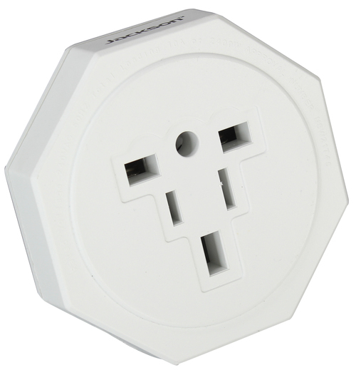 Jackson: Travel Adaptor with Surge Protection