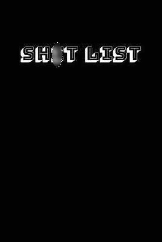 Shit List by Green Flash Press
