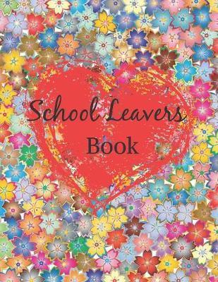 School leavers Book by Saul Grady