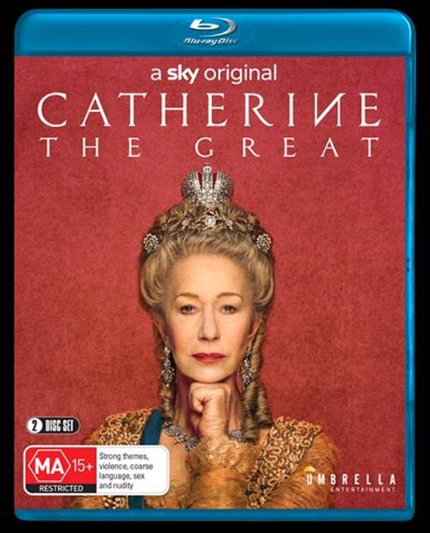 Catherine The Great on Blu-ray