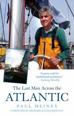 The Last Man Across the Atlantic by Paul Heiney image