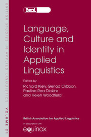 Language, Culture and Identity in Applied Linguistics image