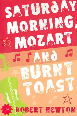 Saturday Morning Mozart and Burnt Toast by Rob Newton image