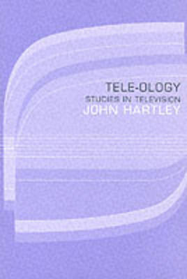 Tele-ology by John Hartley image