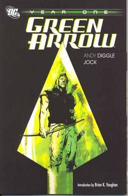 Green Arrow by Andy Diggle image