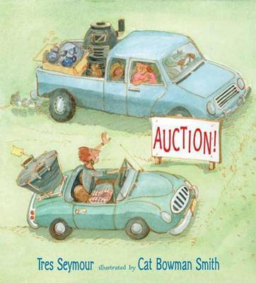Auction! by Tres Seymour