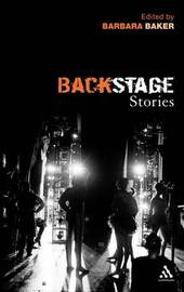 Backstage Stories by Barbara Baker image