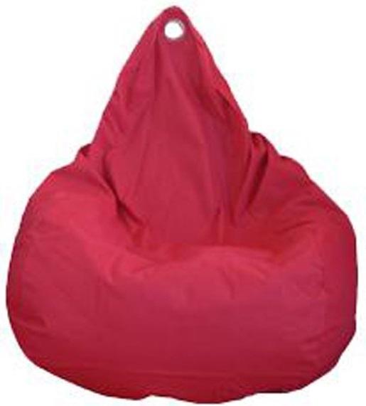 Beanz Big Bean Indoor/Outdoor Bean Bag Cover - Red