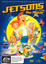 Jetsons - The Movie on DVD