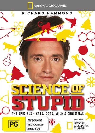 National Geographic: The Science Of Stupid - The Specials on DVD