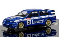 Scalextric: DPR Ford Sierra RS500, Tim Harvey - Slot Car