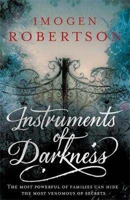 Instruments of Darkness by Imogen Robertson image