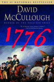 1776 by David McCullough image