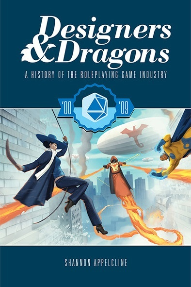 Designers and Dragons: The 00`s image