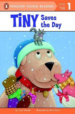 Tiny Saves The Day by Bonnie Bader image