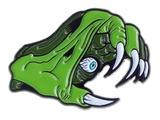 Sourpuss: Kustom Kreeps - Monster Hand Enamel Pin